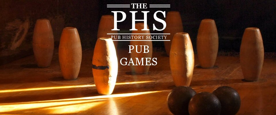 PHS Pub Games, Skittles, Darts, Quoits