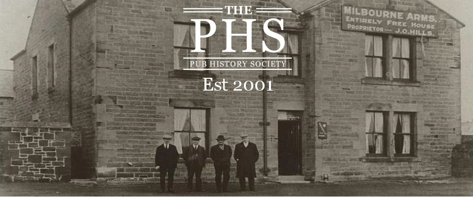 PHS History of Pubs